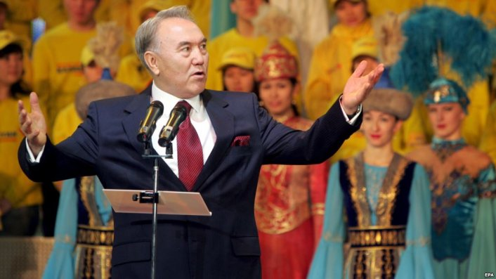 Kazakh Rerun: A Brief