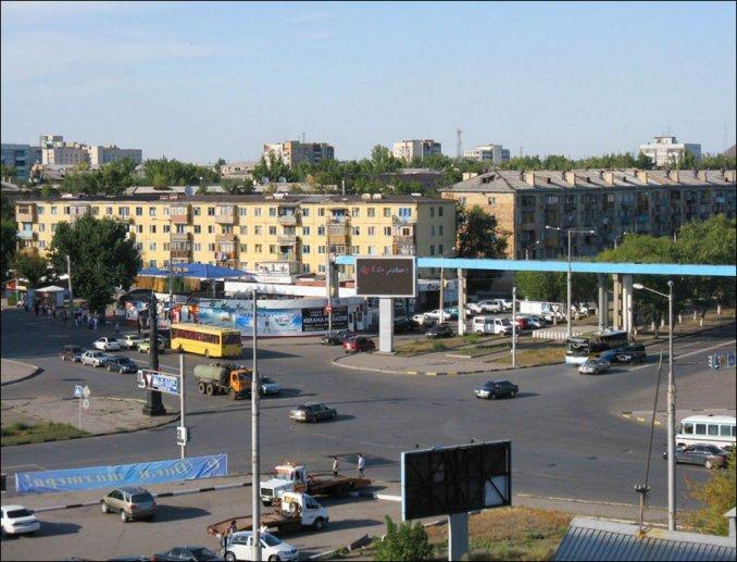 Karaganda city, Kazakhstan