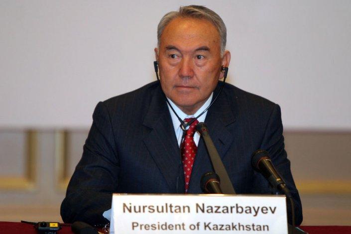 Is Nazarbayev s Kazakhstan