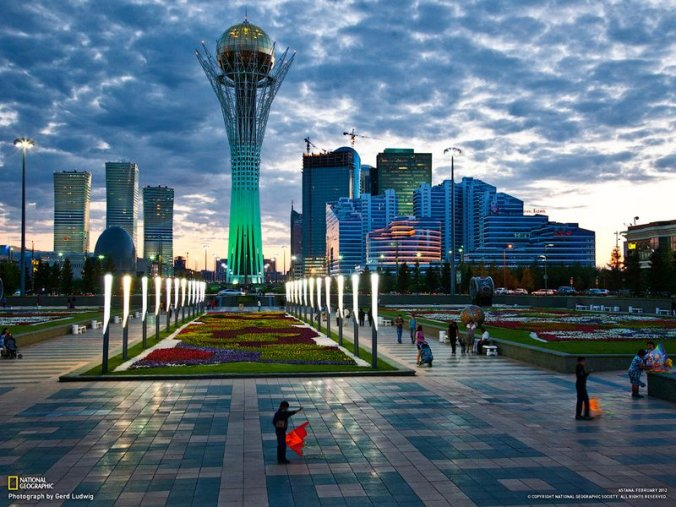 Kazakhstan attractions