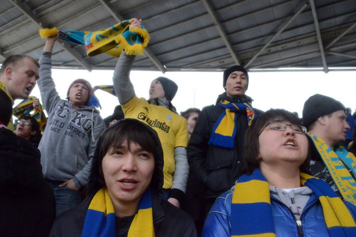Kazakhstan: Football Strives
