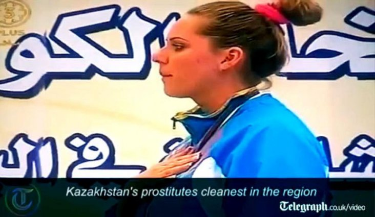 Kazakhstan s trap shooter