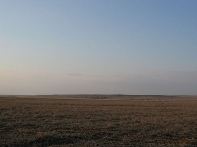 Kazakh Steppe of Western