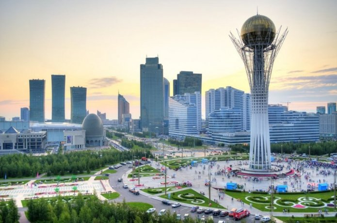 Attractions in kazakhstan