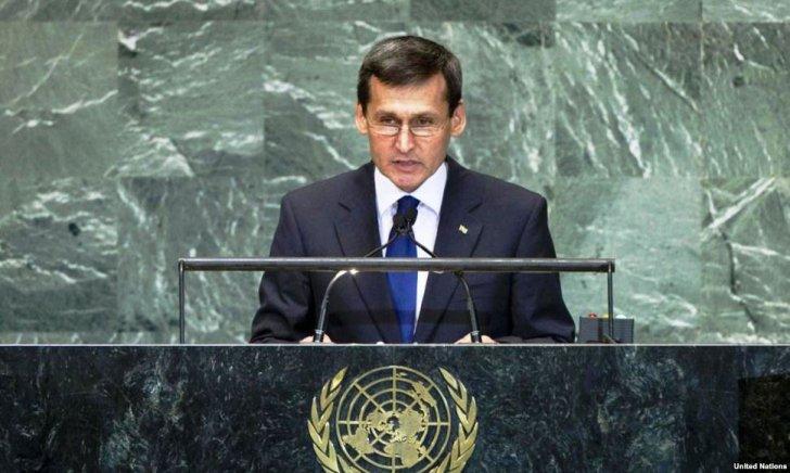 Turkmenistan has is a