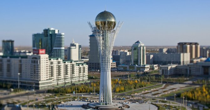 Weather in Kazakhstan - Lonely