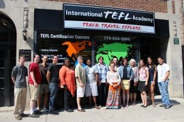 International TEFL Academy Chicago Class