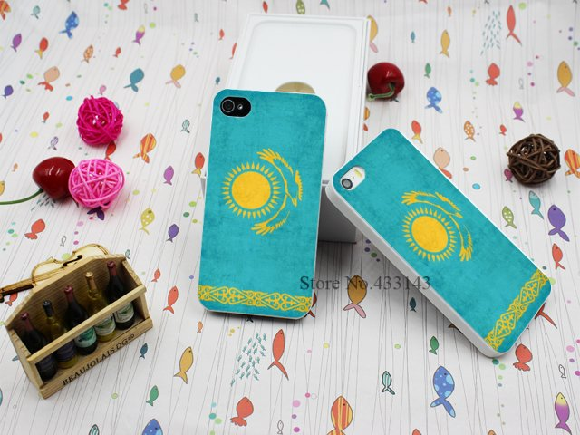 Kazakhstan iPhone 5 case