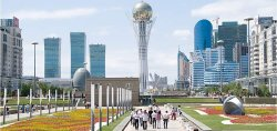 "New study urges ""diversification of Kazakhstan's economy"""