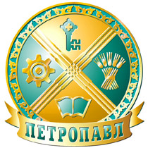 Petropavl city coat of arms