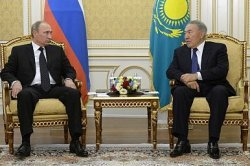 Russia-Kazakhstan Relations Took a Dive in 2014