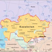 Is Kazakhstan a country