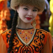 Kazakhstan girls pictures