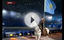1/6 Opening Asian Winter Games 2011 in Astana Kazakhstan