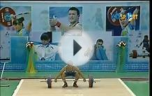 2014 Kazakh Cup Weightlifting 85kg Men