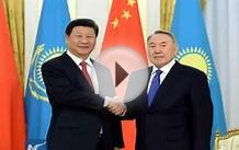 China, Kazakhstan agree to align development strategies