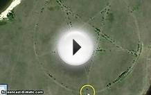Huge Devil Pentagram in Kazakhstan on Google Maps!