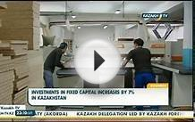 Investments in fixed capital increases by 7% in Kazakhstan