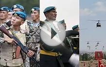 Kazakhstan Army Real Power. Turkish World production.