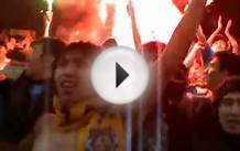 Kazakhstan football fans ULTRAS