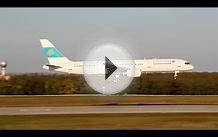 Kazakhstan - Government UP-B5701 landing at Ferihegy