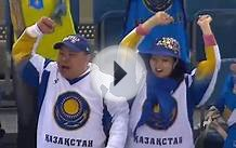 Kazakhstan vs. Japan - 2015 IIHF Ice Hockey World