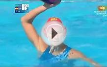 Kazan 2015 Waterpolo Women Spain Kazakhstan