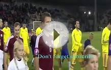 Latvia vs Kazakhstan 0-1 Highlights EURO 14-10-2015
