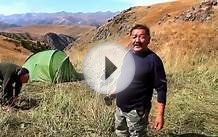 maral hunting in Kazakhstan Tien-Shan. Part 2