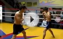 MMA Fight. Begnar Amanbayev (4-0) (Kazakhstan). Fight #3