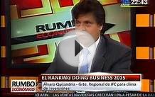 Ranking Doing Business 2015