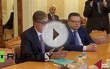 Russia: Relations between Russia and Kazakhstan a model