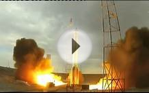 Russian Rocket Crashes In Kazakhstan After Launch (VIDEO)