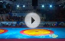 SAMBO WORLD CUP STAGE 2015 KAZAKHSTAN HIGHLIGHTS DAY1