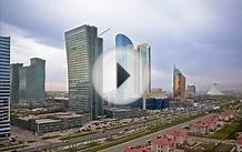 The Dubai of Kazakhstan: ASTANA