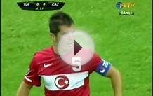 Turkey 2:1 Kazakhstan | Euro 2012 qualifying | Part 2/8