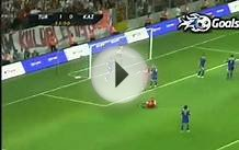 Turkey vs Kazakhstan 16 11 2014 All goals & Highlights