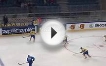Ukraine vs. Kazakhstan - 2015 IIHF Ice Hockey World