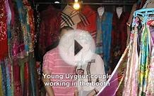 Urumqi Night Market - with Brief History of Uyghurs in